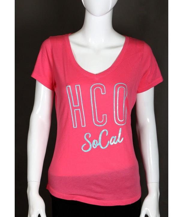 HOLLISTER dámské tričko 609.366 ZDARMA poštovné