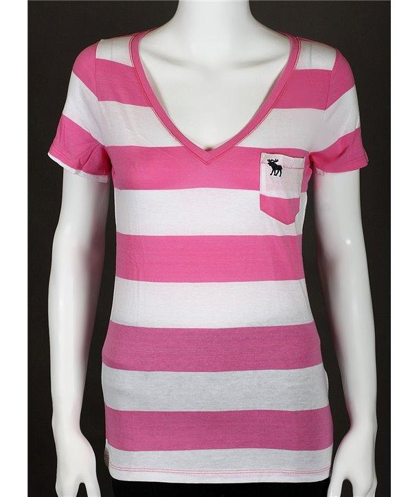 ABERCROMBIE & FITCH dámská tričko ZDARMA poštovné 608.046