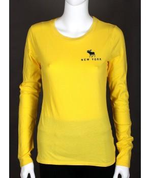 ABERCROMBIE & FITCH dámská tričko dl. rukáv ZDARMA poštovné 606.897