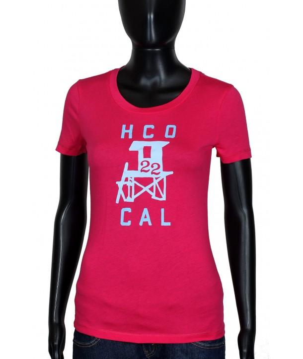 HOLLISTER dámské tričko ZDARMA poštovné 0844.062