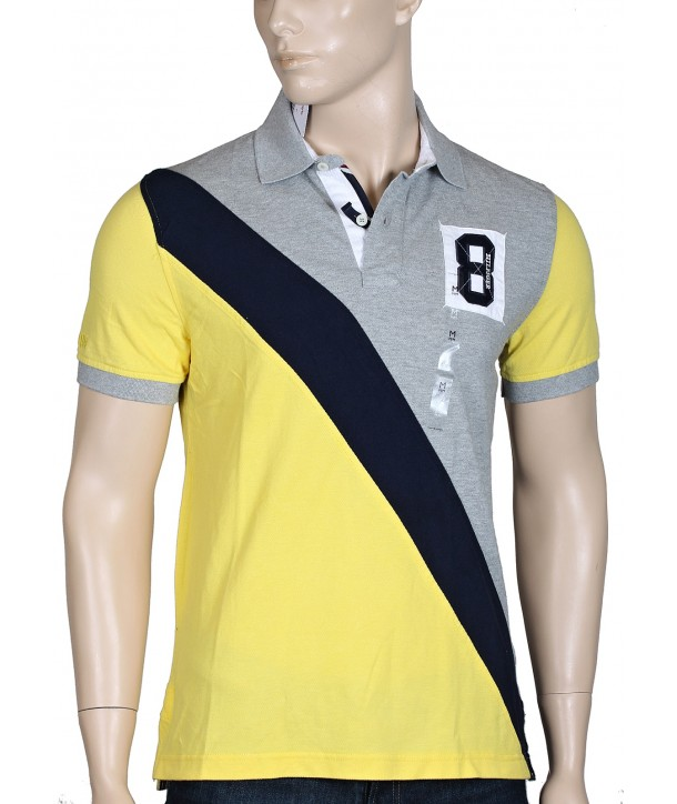 TOMMY HILFIGER polo tričko CUSTOM FIT 152.762