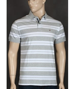 TOMMY HILFIGER polo tričko CUSTOM FIT 242.030
