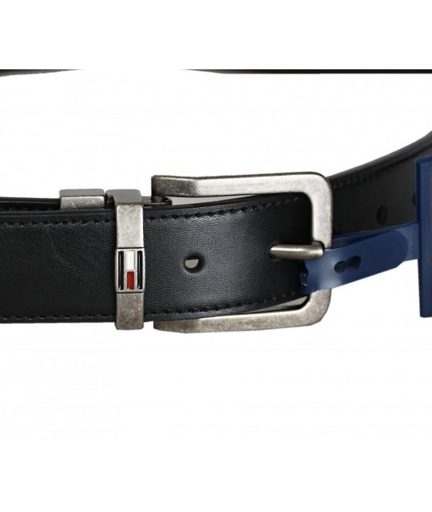 DOPLŇKY > PÁSKY > Tommy Hillfiger kožený pásek oboustranný ...