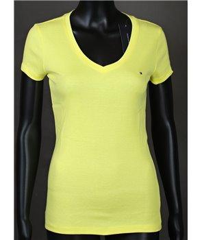 Tommy Hilfiger dámské tričko v-neck 470352