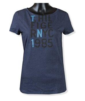Tommy Hilfiger dámské tričko 099946 modré