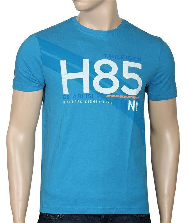 PÁNSKÉ > Pánské TRIČKA > Tommy Hilfiger pánské tričko 197479