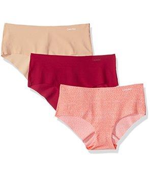 Calvin Klein dámský set 3 kalhotky Hipsters