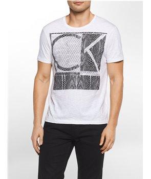 Calvin Klein pánské tričko Classic Fit K904