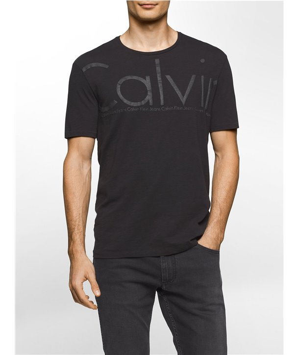 Calvin Klein pánské tričko Classic Fit P903