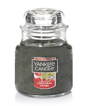 Yankee candle svíčka Christmas Thyme malá