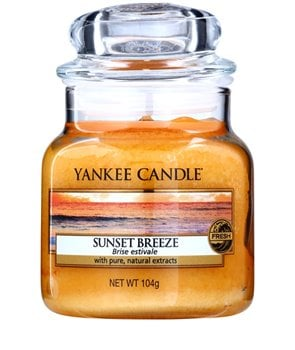 Yankee candle svíčka Sunset Breeze malá