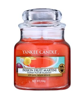 Yankee candle svíčka Passion Fruit Martini malá