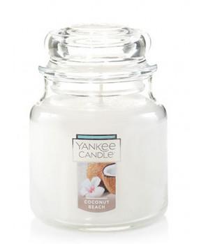 Yankee candle svíčka Coconut Beach malá