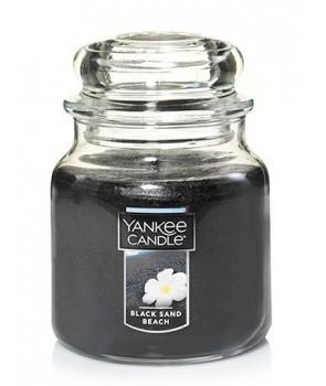 Yankee candle Classic svíčka Black Sand Beach střední 411g