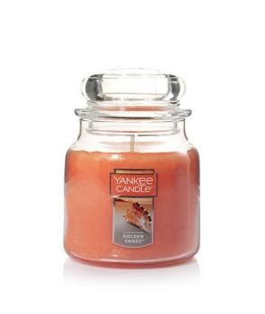 Yankee candle Classic svíčka Golden Sands střední 411g