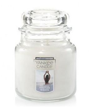 Yankee candle Classic svíčka Tahitian Nights střední 411g