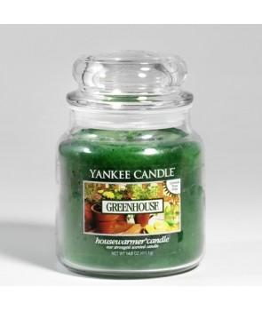 Yankee candle Classic svíčka Greenhouse střední 411g