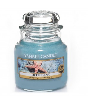 Yankee candle Classic svíčka Ocean Star střední 411g