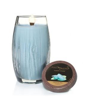Yankee candle svíčka Pure Radiance Seaglass velká 623g