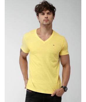Tommy Hilfiger pánské tričko v-neck 805700