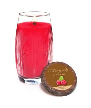 Yankee candle svíčka Pure Radiance Raspberry velká 623g