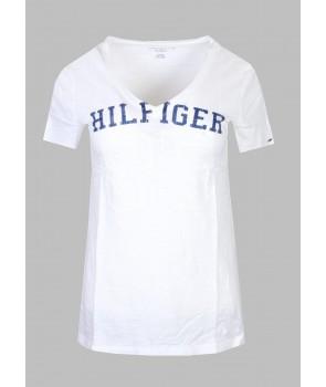 Tommy Hilfiger dámské tričko 225112 Relaxed Fit