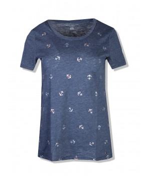 Tommy Hilfiger dámské tričko 842490 Relaxed Fit