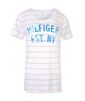 Tommy Hilfiger dámské tričko 858100 Classic Fit