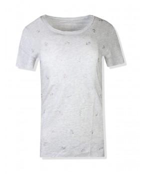 Tommy Hilfiger dámské tričko 842034 Relaxed Fit