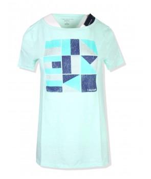 Tommy Hilfiger dámské tričko 033133 Relaxed Fit