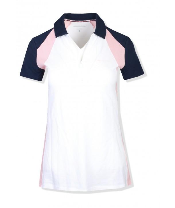 Tommy Hilfiger sport dámské polo tričko zip 808100