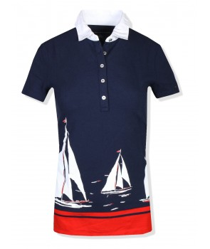 Tommy Hilfiger dámské polo tričko 968475