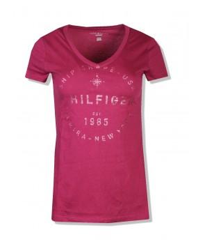 Tommy Hilfiger dámské tričko 575645 Classic Fit