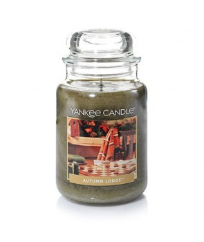 Yankee Candle svíčka Autumn Lodge 623g