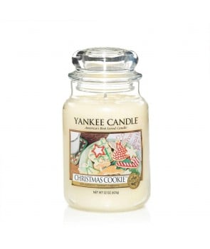 Yankee Candle svíčka Christmas Cookie 623g