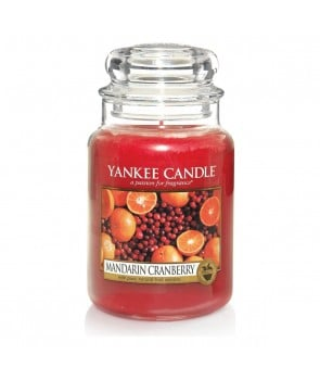 Yankee Candle svíčka Magical Frosted Forest 623g