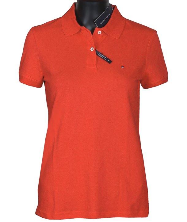 Tommy Hilfiger dámské polo tričko Easy Fit 427637
