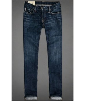 Abercrombie & Fitch jeans rifle Slim Straight 0212022