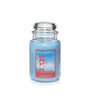 Yankee Candle svíčka Limited Edition See America - Golden Gate 623g
