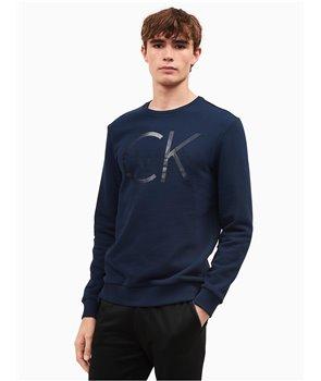 Calvin Klein pánské mikina 2188441 modrá