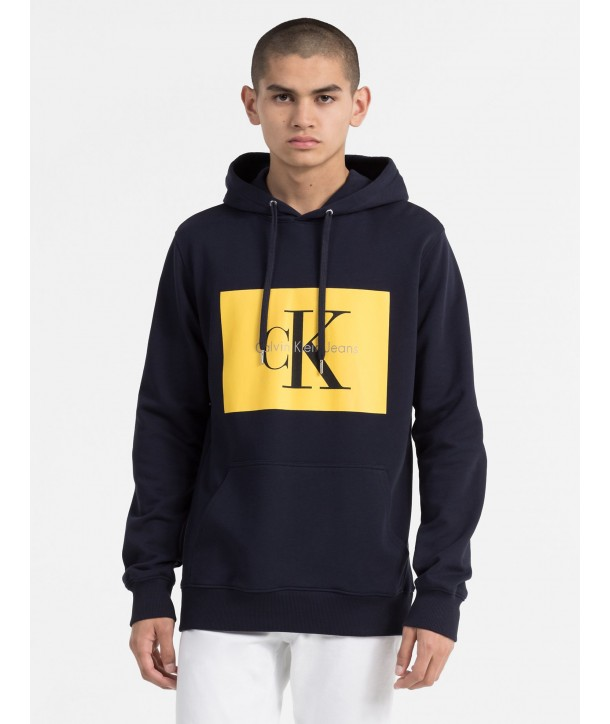 Calvin Klein pánské mikina hoodie s kapucí 7505402 - usafashion.cz 1969b624610