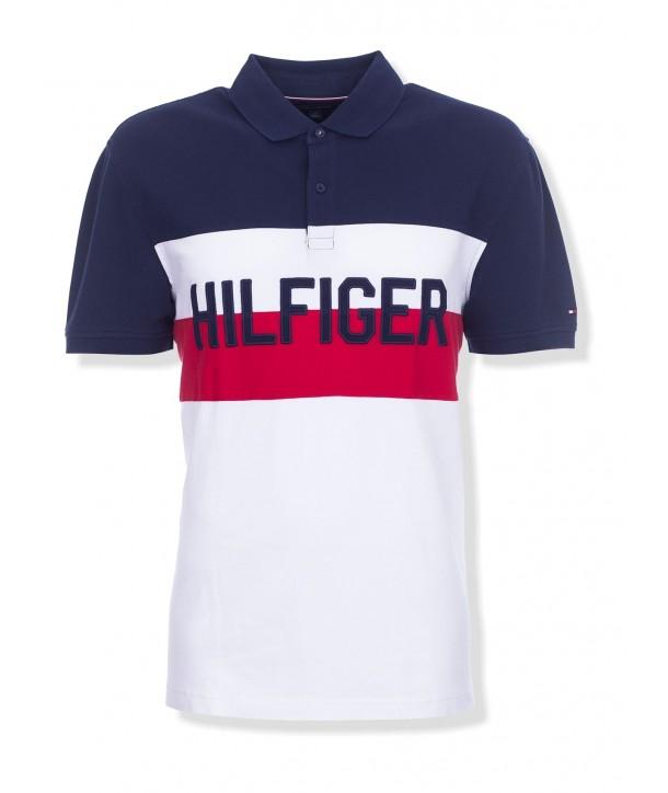 Tommy Hilfiger pánské polo tričko Custom Fit 244031