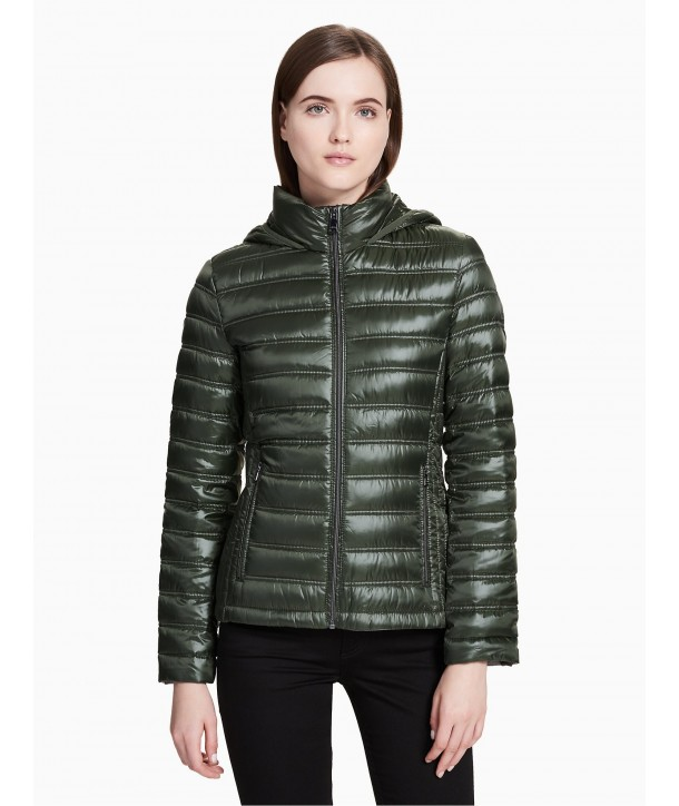 Michael Kors dámská zimní bunda packable puffer