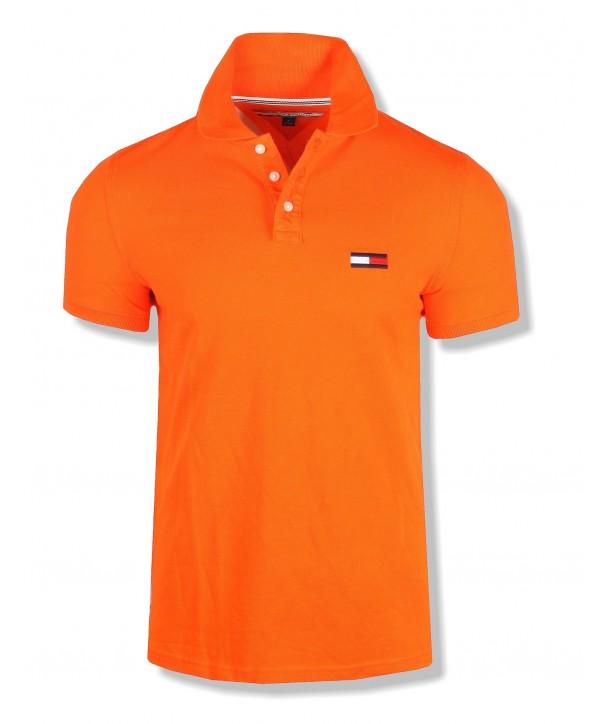 Tommy Hilfiger pánské polo tričko solid Custom Fit 655428