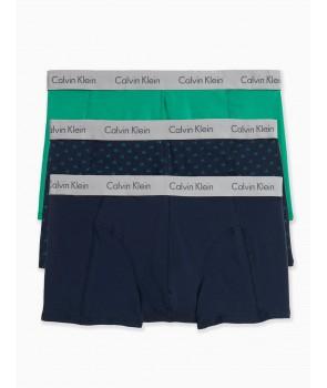 Calvin Klein trenýrky boxerky Classic Fit bavlněné 644