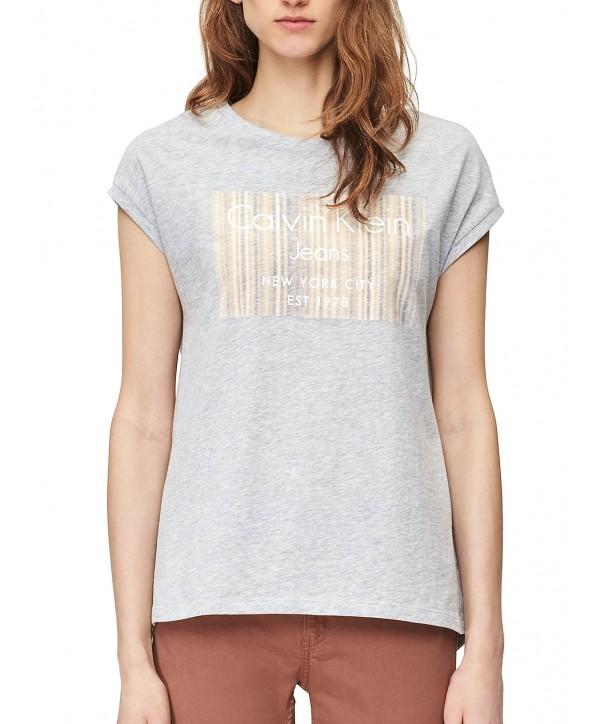 401f5b74b Calvin Klein dámské tričko 6447038 - usafashion.cz