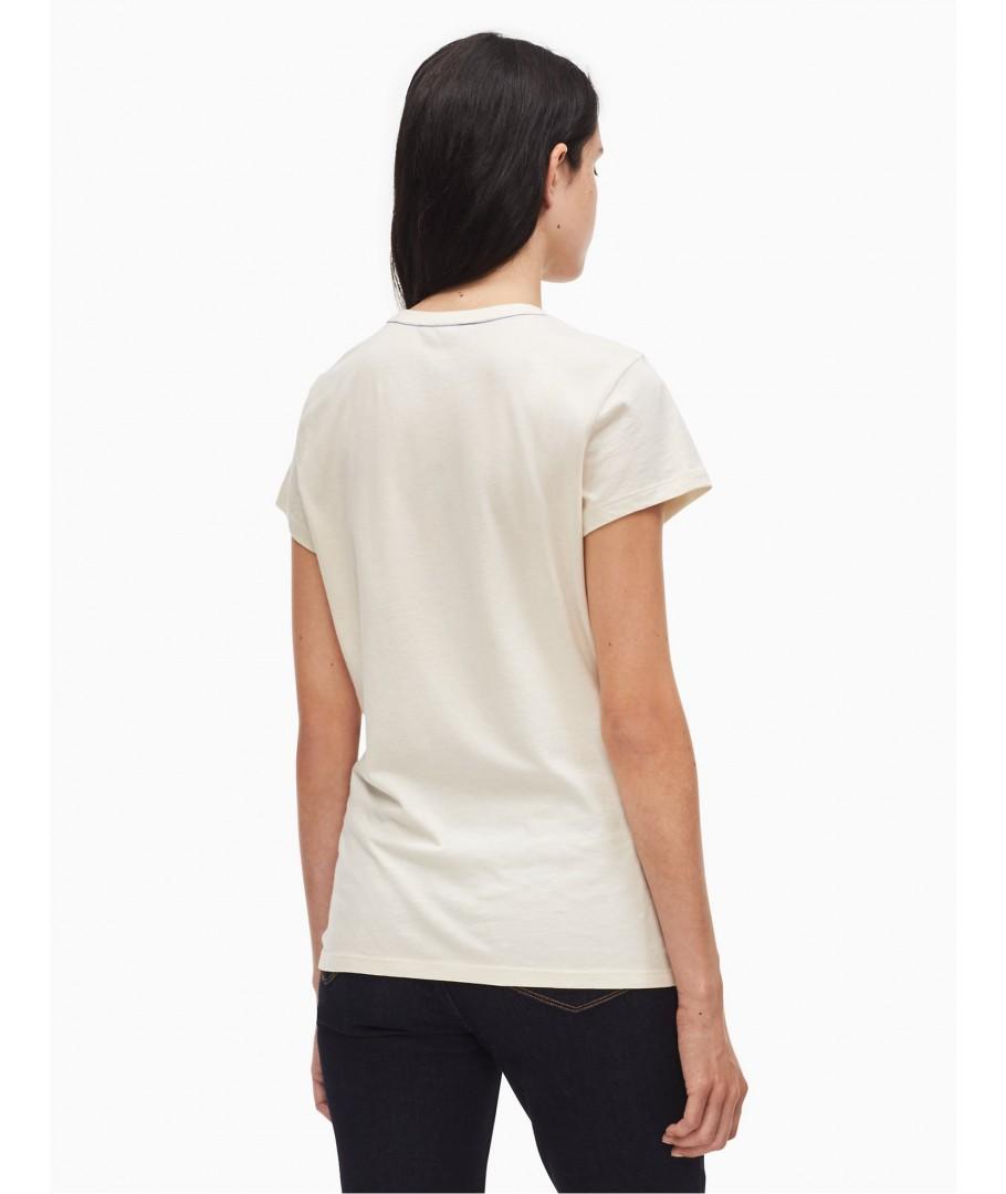 28edbd01cd Calvin Klein dámské tričko 42I6068  Calvin Klein dámské tričko 42I6068