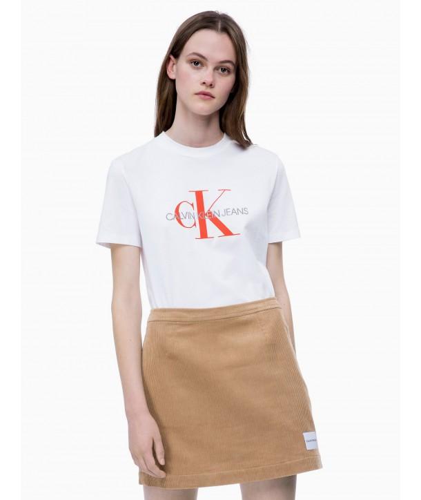 f1a2caedb7c3 Calvin Klein dámské tričko 2697 - usafashion.cz