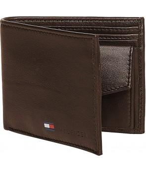Tommy Hilfiger pánská peněženka Ranger Passcase s kapsou na drobné