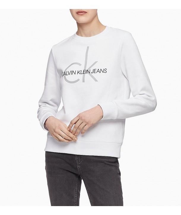 Calvin Klein dámská mikina VINTAGE LOGO SWEATSHIRT černá 10010